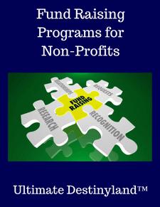 Fund Raising Programs for Non-Profits - Acres of Diamonds in the Rough