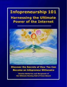 Infopreneurship 101 - Acres of Diamonds in the Rough