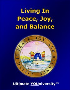Living in Peace, Joy and Balance - Acres of Diamonds in the Rough