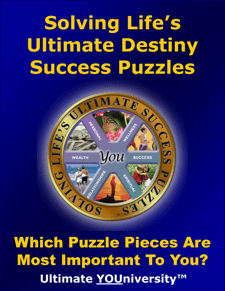 Solving Life's Ultimate Success Puzzles - Acres of Diamonds in the Rough