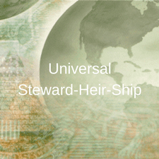 Universal Stewardheirship Logo - Acres of Diamonds in the Rough